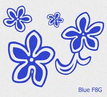 Mầu Blue F8G